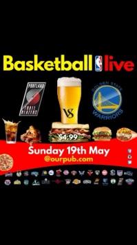 NBA LIVE Game Instagram