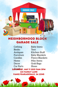 Neighborhood Block Sale