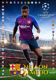 Nelson Semedo FC Barcelona