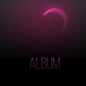 Neon Heart album cover video template