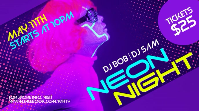 Neon night