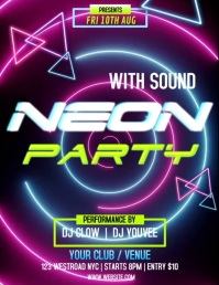 NEON PARTY DIGITAL VIDEO