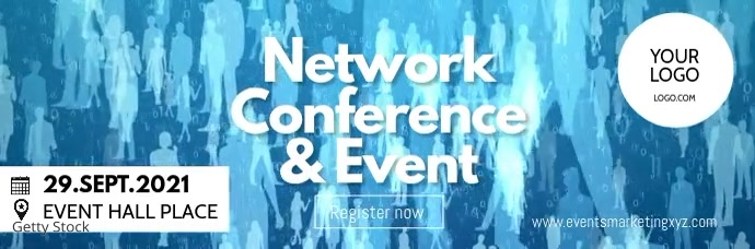 Network Marketing Conference Event Sales Ad Koptekst e-mail template