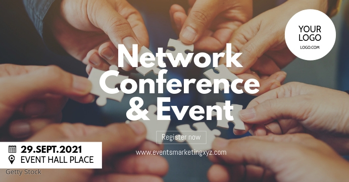 Network Marketing Conference Event Sales Ad