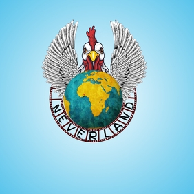 Neverland Logo template