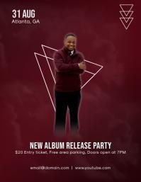 New Album Release Party