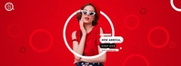 New Arrivals | New Collections Facebook Cover Photo template