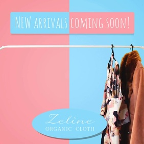 New Arrivals Coming Soon Video