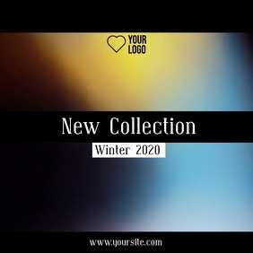 New collection video ad