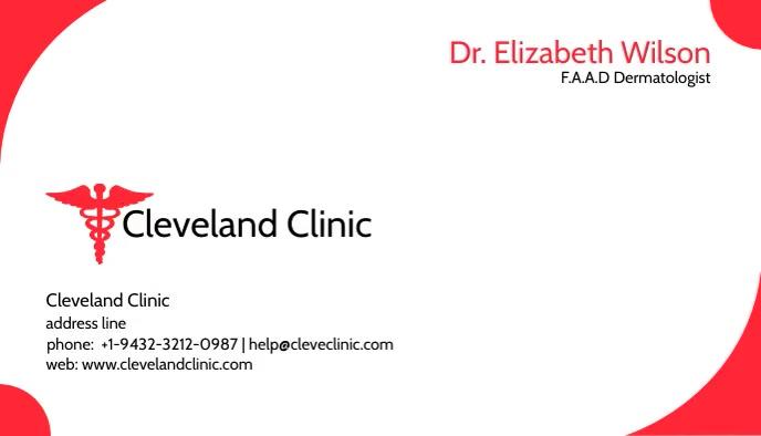 Doctor Biz Card Cartão de visita template