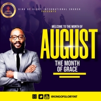 NEW MONTH Pos Instagram template