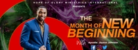 New month sermon template