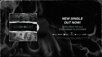 New single available now facebook cover Facebook-omslagvideo (16:9) template
