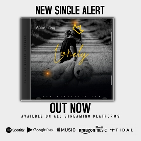 NEW SINGLE RELEASE NEW ALBUM RELEASE OUT NOW