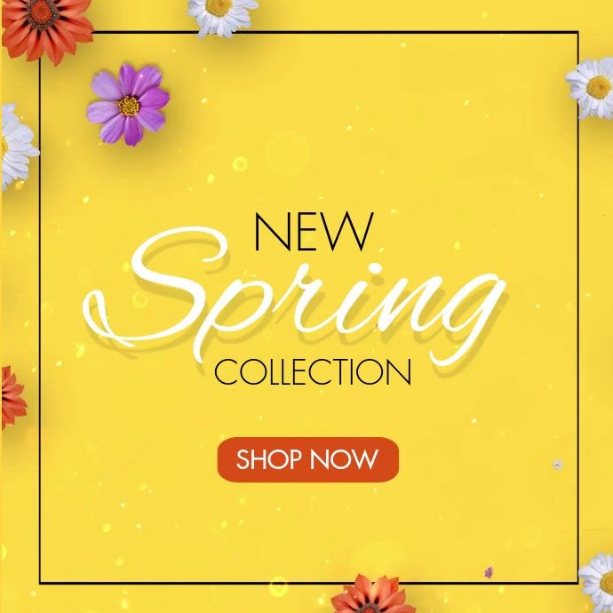 New Spring Collection Instagram Video Ad