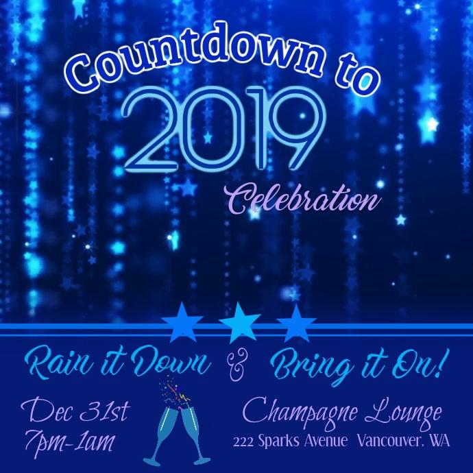 New Year's Eve Celebration Video