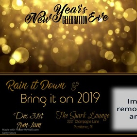 new years eve celebration video
