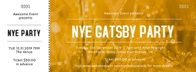 New Year's Eve Party Ticket 4