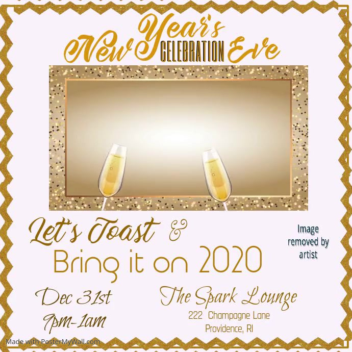 New Year's Eve Party Video