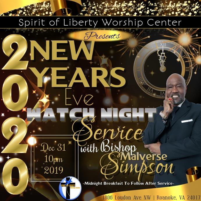 New Year's Watch Night