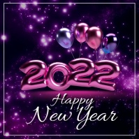 New year,celebrations,party Instagram Post template