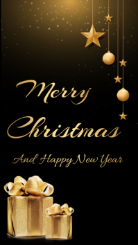 New year,Christmas,Christmas eve,party WhatsApp Status template