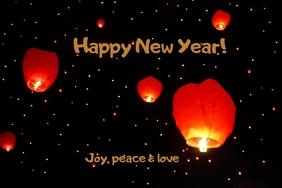 New Year / Chinese New Year