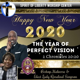 New Year Church Video