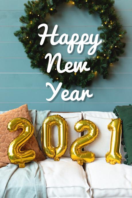 New year Gráfico de Tumblr template