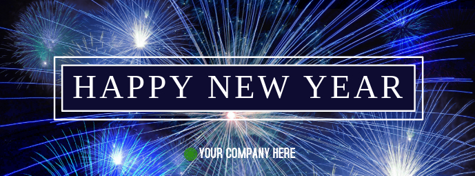 New Year Facebook Cover