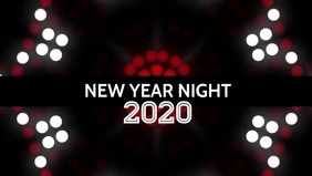 New Year Night 2020