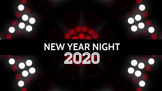 New Year Night 2020