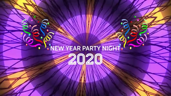 New Year Party Night 2020