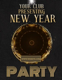 NEW YEAR PARTY TEMPLATE DIGITAL