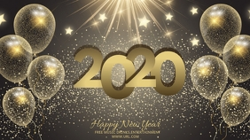 New year poster templates,event poster templates