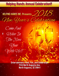 New Year's Flyer