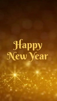 new year template WhatsApp Status