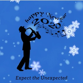 New Year Video Card