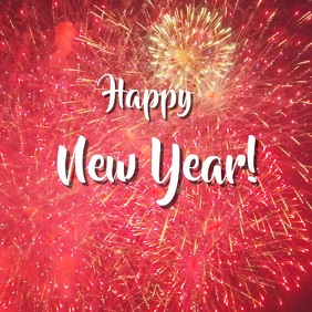 New Year video greeting