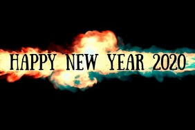 New Year Video Template