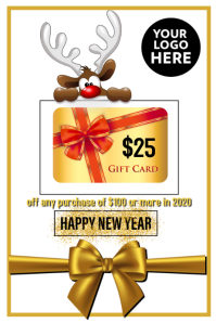 New Year Voucher