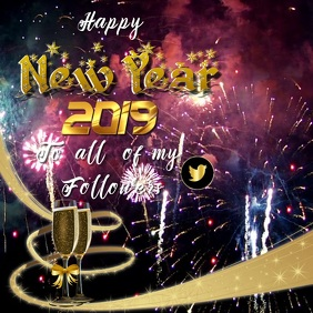 New year2019