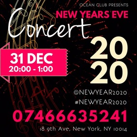 New Years Eve Concert
