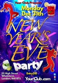 New Years Eve Party Video