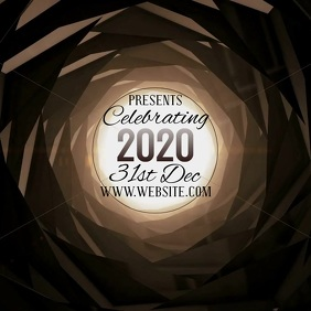 NEW YEARS EVENT TEMPLATE Logo