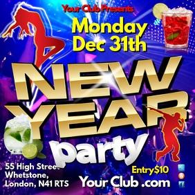 New Years Night Video Post