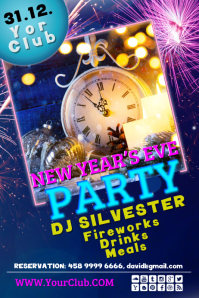 new years party2020