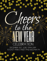 New Years Flyer Grude Interpretomics Co