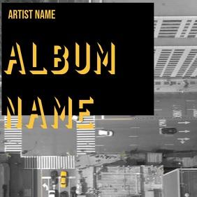 New York Album Cover Video
