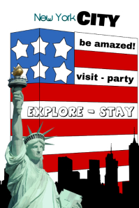 New York/city/tour/vacation/tourism